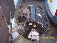 ford transit full engine out of a 2004 2.0