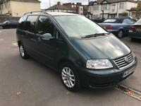 VW SHARAN 2.0 TDI 2007 6 SPEED MANAUL 7 SEATER