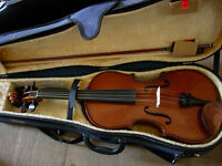 "Stentor Viola (16"" body) excellent virtually unused condition, bargain,save a bundle (RRP £200)"