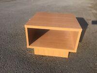 Argos home cube end table