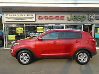2013 Kia Sportage LX heated seats and bluetooth