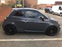 2013 63reg Fiat 500s 1.2 low miles £4000