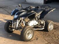 Quadzilla cvt320 2012 road legal