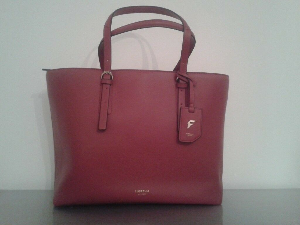 Red Fiorelli For Tk Ma Tote Bag