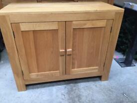 Solid Oak Sideboard OAK FURNITURELAND