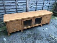 TV Cabinet, solid wood
