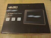 """Bush 8"""" digital photo frame"""