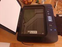 Printer/Scanner + New ink cartridges