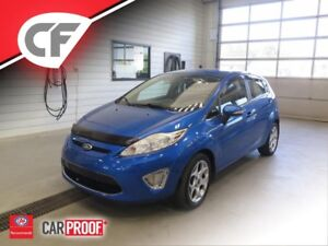 2011 Ford Fiesta SES AUTOMATIQUE, BLUETOOTH