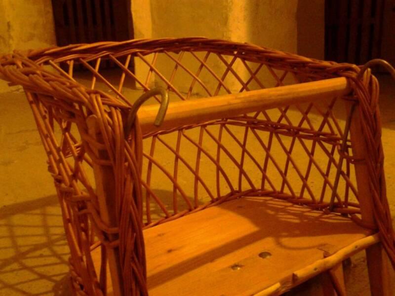 korb fahrradsitz in leipzig s d kindersitz gebraucht. Black Bedroom Furniture Sets. Home Design Ideas