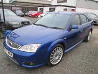Ford Mondeo 2.2TDCi 155 ST 5dr + IMMACULATE EXAMPLE + FORD SERVICE HISTORY (blue) 2007