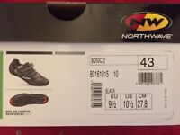 Northwave Sonic 2 Size 43 Road Cycling Shoes
