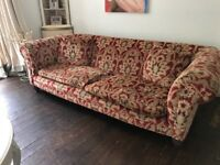 Large chesterfield sofas