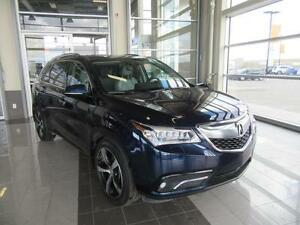 2016 Acura MDX Elite Package SH-AWD, DVD PLAYER, NAVIGATION