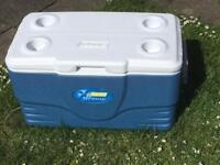 Coleman Xtreme Coolbox - large and freezer blocks