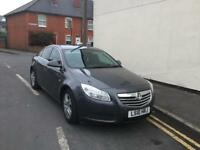2010 Vauxhall Insignia CDTI 2,0 litre diesel 5dr FSH 2 owners