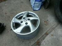 Peugeot 206 Alloy Wheel 15 inch