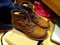 RedWing Copper Rough and Tough Blacksmiths UK7