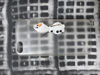 Transparent Olaf iPhone 5c case