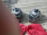 Quad bike helmets