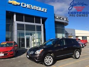 2013 Nissan Rogue SV AWD AUTO ROOF NAV HEATED SEATS ONE OWNER LO