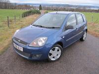 Ford Fiesta 1.2 ZETEC CLIMATE. 5 door. Heated screen. 2006 / 56 VGC