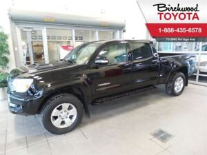 2014 Toyota Tacoma Double Cab TRD Premium Leather & Navigation