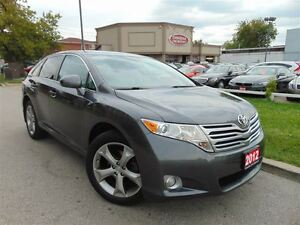 2012 Toyota Venza ONE OWNER AWD