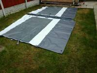 Caravanstore / Fiamma canopy side panels