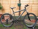 Claud Butler Rock Mountain Bike. 26'' wheels. 18'' frame. 24 speed. Very good condition