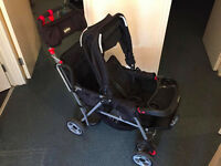 Joovy Double Buggy