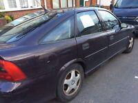 Vauxhall Vectra GGLS16