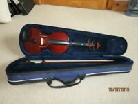 Violin 3/4 size Primavera