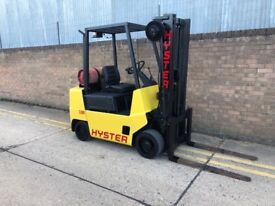 Hyster 3ton gas compact forklift
