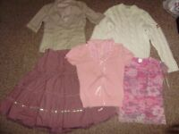 Girl's clothing 8 - 14 years, great condition