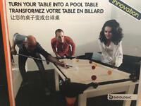Home pool - Turn your table into pool