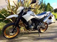 Yamaha XT660X 14000 miles Supermoto XT 660 Not Tenere DRZ KTM