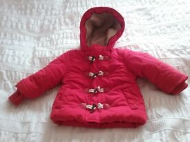 Winter baby girl clothes bundle 6-9 months