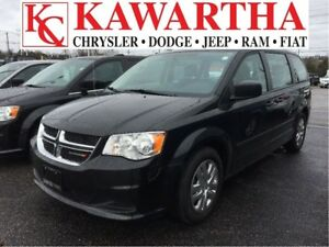 2016 Dodge Grand Caravan SE*UCONNECT*BLUETOOTH*FULL STOW N' GO*