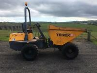 Terex PT3000 Dumper 2008 Only 2000hrs