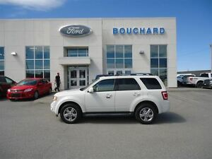 2011 Ford Escape ''DVD*GPS*CUIR*TOIT Limited