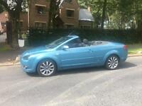 Ford Focus convertible 2.0lt Diesel