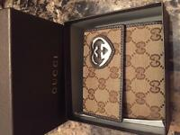 Brand New authentic Gucci Wallet