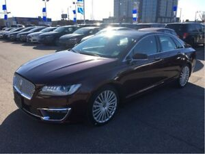 2017 Lincoln MKZ LINCOLN DEMO, 0% LEASE OR FINANCE!