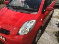 Toyota Yaris 1.3 VVT-i SR 5dr *SAT NAV*