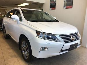2013 Lexus RX 350 TOURING | NAV | A/C SEATS | LEATHER | SUNROOF