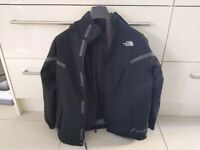 Boys North Face Jacket and Fleece (age 14 to 16)