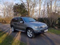 FACE LIFT BMW X5 SPORT,4.4CC,AUTOMATIC,TOP OF THE RANGE,12 MONTHS MOT,2 KEYS,07821748906