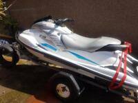 Yamaha jet ski GP1200R for sale may swap