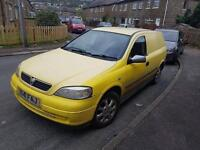 Vauxhall Astra van, 1.7 DTI